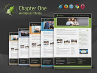 Chapter One WP Theme | Oitentaecinco Temas Portfolio