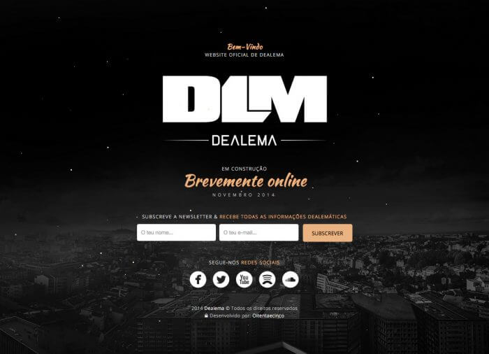 Dealema - Coming Soon