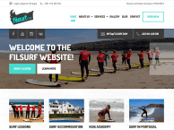 Filsurf | Oitentaecinco Websites Portfolio