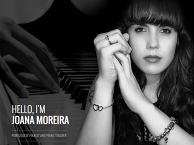 Joana Moreira | Oitentaecinco Websites Portfolio