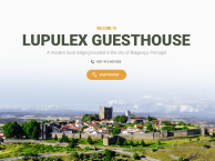 (English) Lupulex GuestHouse | Oitentaecinco Websites Portfolio